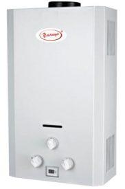 Купить Газовый водонагреватель «Умница» ГК 10 л/мин (серебрянный цвет) в Краснодаре по низким ценам в интернет-магазине ВОДОТОК