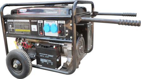 Купить Генератор бензиновый «Vodotok»  БГ 6 |5кВт ЭС (с электростартером) в Краснодаре по низким ценам в интернет-магазине ВОДОТОК