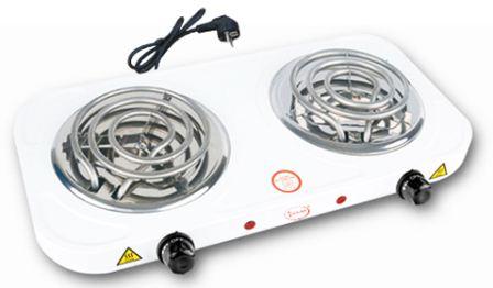 Купить Плита электрическая «Умница» ПЭ 2КС (2 конфорки) в Краснодаре по низким ценам в интернет-магазине ВОДОТОК