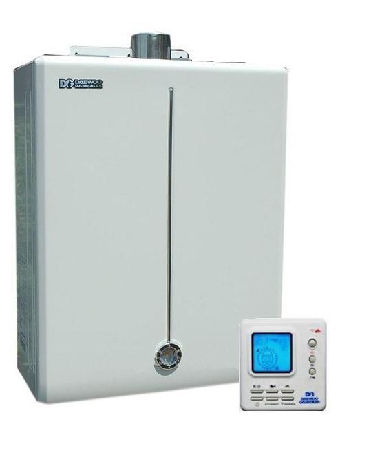 """Котел газовый настенный """"DAEWOO"""" DGB 100 MSC (11.6 кВт, турбо)"""