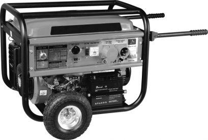 Купить Генератор бензиновый «Vodotok»  БГ 5кВт АТС (автономная станция) в Краснодаре по низким ценам в интернет-магазине ВОДОТОК