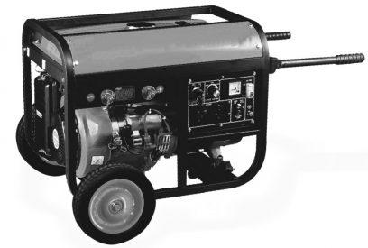 Купить Генератор бензиновый «Vodotok»  БГС  5 кВт в Краснодаре по низким ценам в интернет-магазине ВОДОТОК