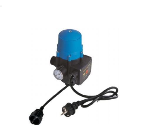 """Купить Автоматику """"Vodotok"""" ЭДД 10 (1.1 кВт   вилка + розетка на кабеле   синий)"""