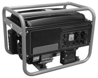 Купить Генератор бензиновый «Vodotok»  БГ 3 |2кВт ЭС (с электростартером) в Краснодаре по низким ценам в интернет-магазине ВОДОТОК