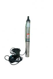 Купить Насос погружной «Vodotok» БЦПЭ 100 0.5 120м Ч (для чистой воды | кабель 80 метров) в Краснодаре по низким ценам в интернет-магазине ВОДОТОК