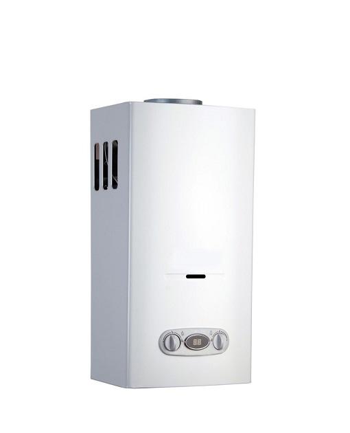 Купить газовый водонагреватель «VilTerm» S10 (10 л/мин | проточный)
