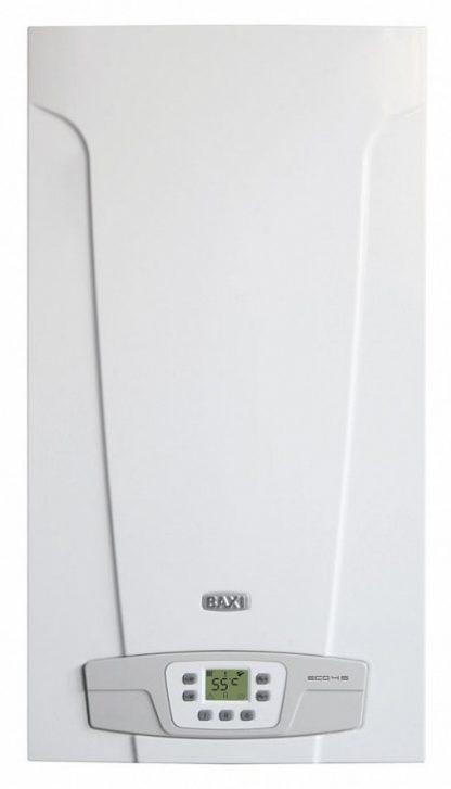 """Купить котел газовый настенный """"BAXI"""" ECO HOME 24F (24 кВт   турбированный)"""