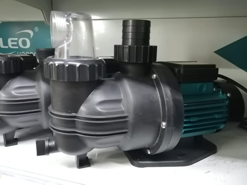 Насос для бассейна «Leo» XKP450E-2 (пластик,