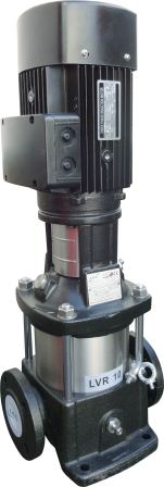 Насос вертикальный многоступенчатый LVR 90 2
