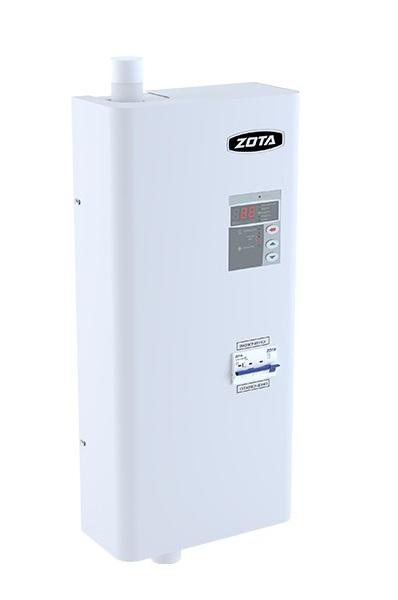 Купить котел электрический настенный «ZOTA» Lux-6 (6 кВт) в Краснодаре по низким ценам в интернет-магазине ВОДОТОК